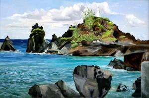 Lighthouse at Hana, Maui