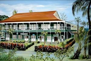 Pioneer Inn,Lahaina, Maui
