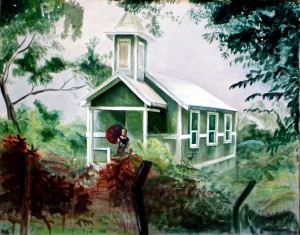 Old Church, Molokai