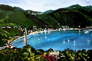 Cane Garden Bay  Tortola,  BVIs