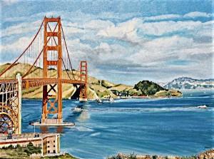 Golden Gate Magic