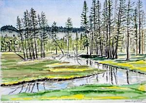 Goodrich Creek