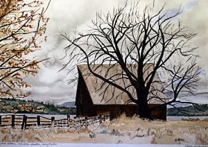 Historic Olsen Barn