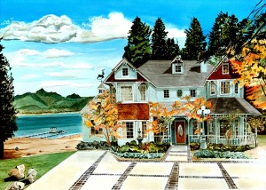 Lake Almanor Home