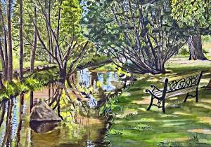 Peace at Stover Creek