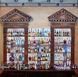 The Bar at Trevigne