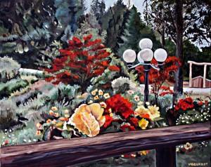 The Begonia Garden