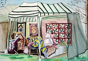 The Quilting Booth